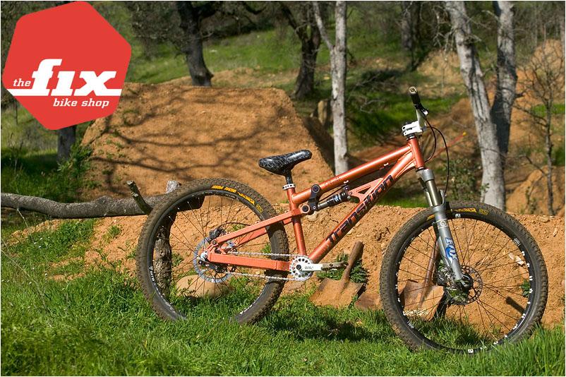 Double Transition Mountain Bikes